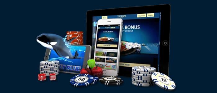casinospel mobilcasino