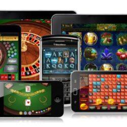 du kan spela på ett mobilcasino